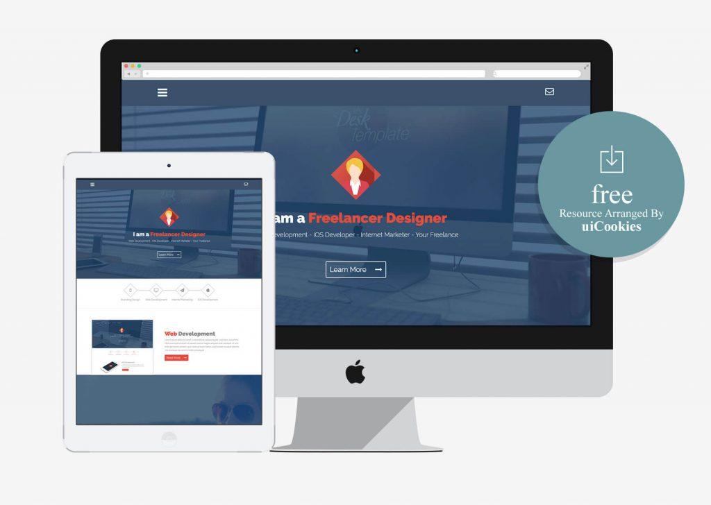 Flatstyle - Web Design HTML5 CSS3 Template