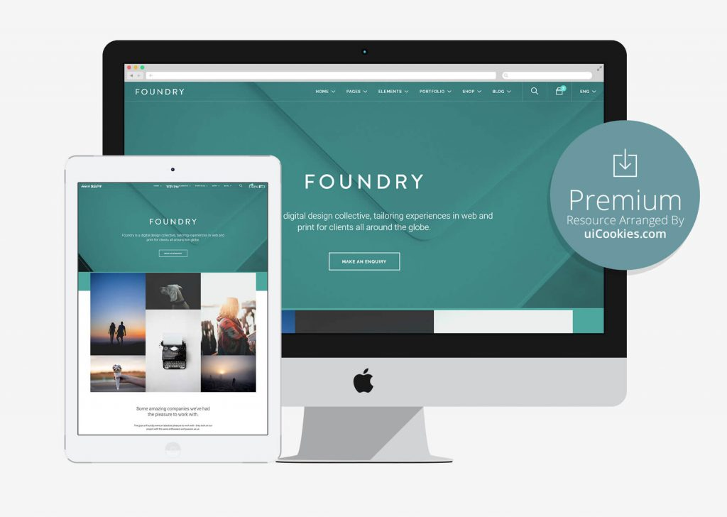Top Free HTML Responsive Bootstrap Themes Templates - Website template builder
