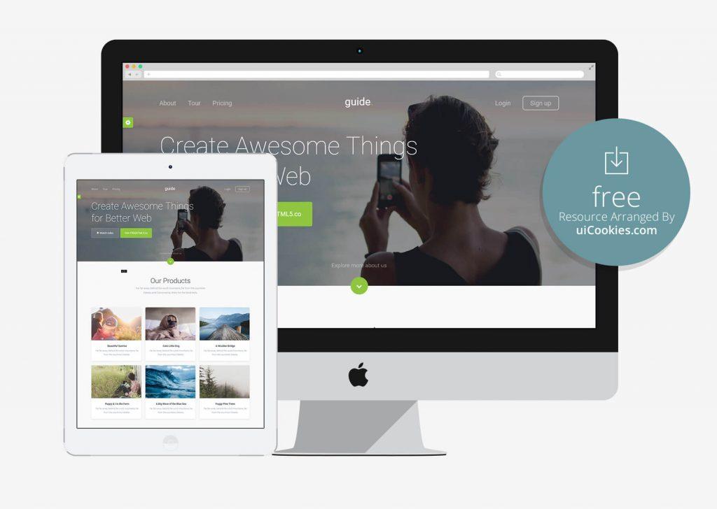 Guide-Boxed-And-Wide-Layout-HTML5-Bootstrap-Template