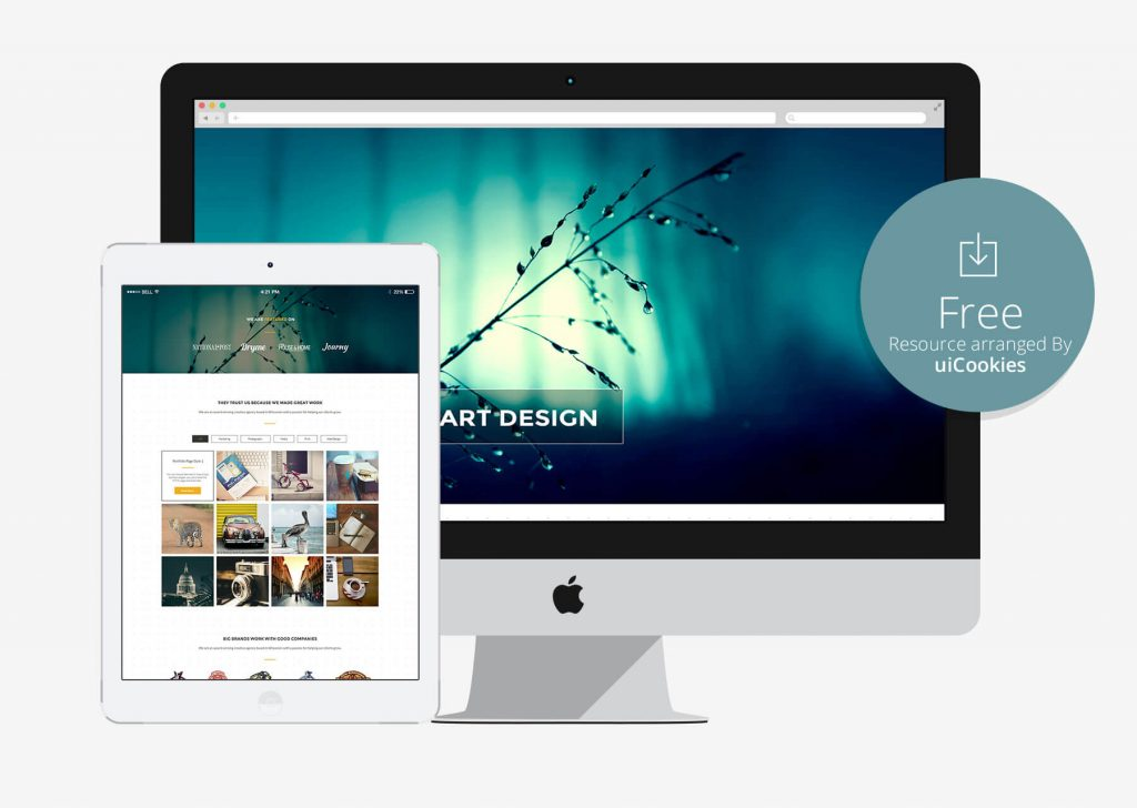 Top 100+ Free HTML5 Responsive Bootstrap Themes & Templates - 2018