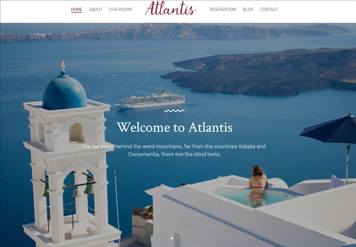 Atlantis-free-HTML5-website-templates