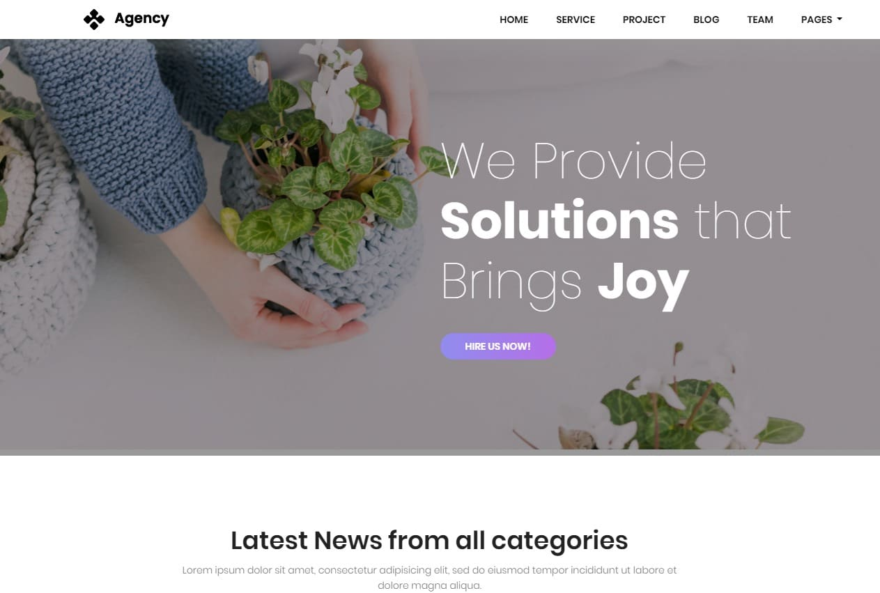 20+ Free CSS Website Templates To Create Clean & Minimal Websites ...