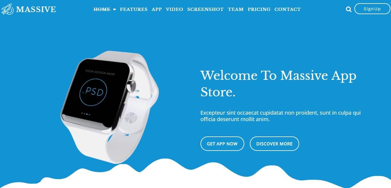 Massive-free-simple-website-template