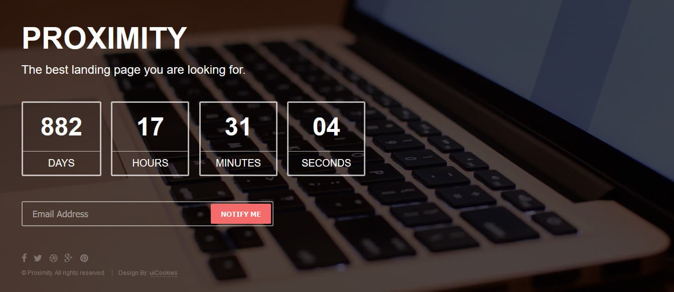 Proximity-free-HTML5-website-templates