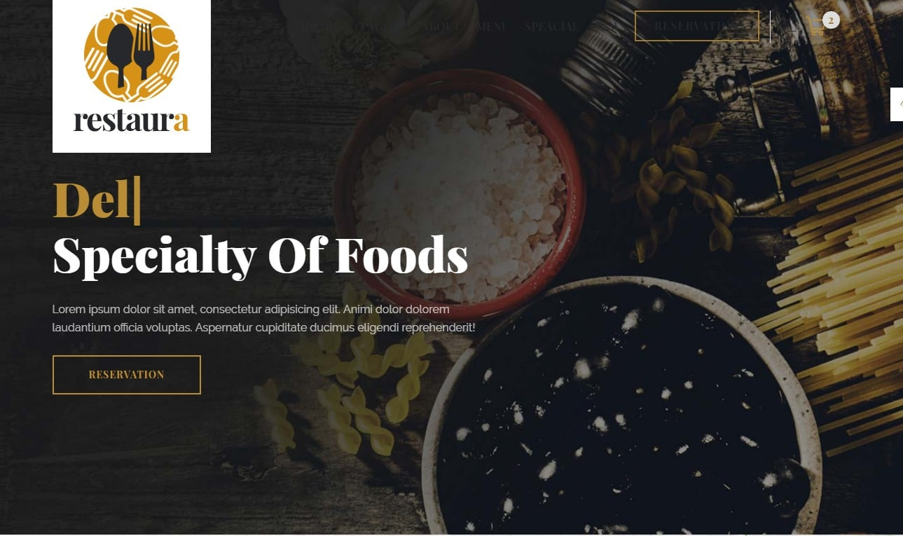 Restaura-html-restaurant-website-templates