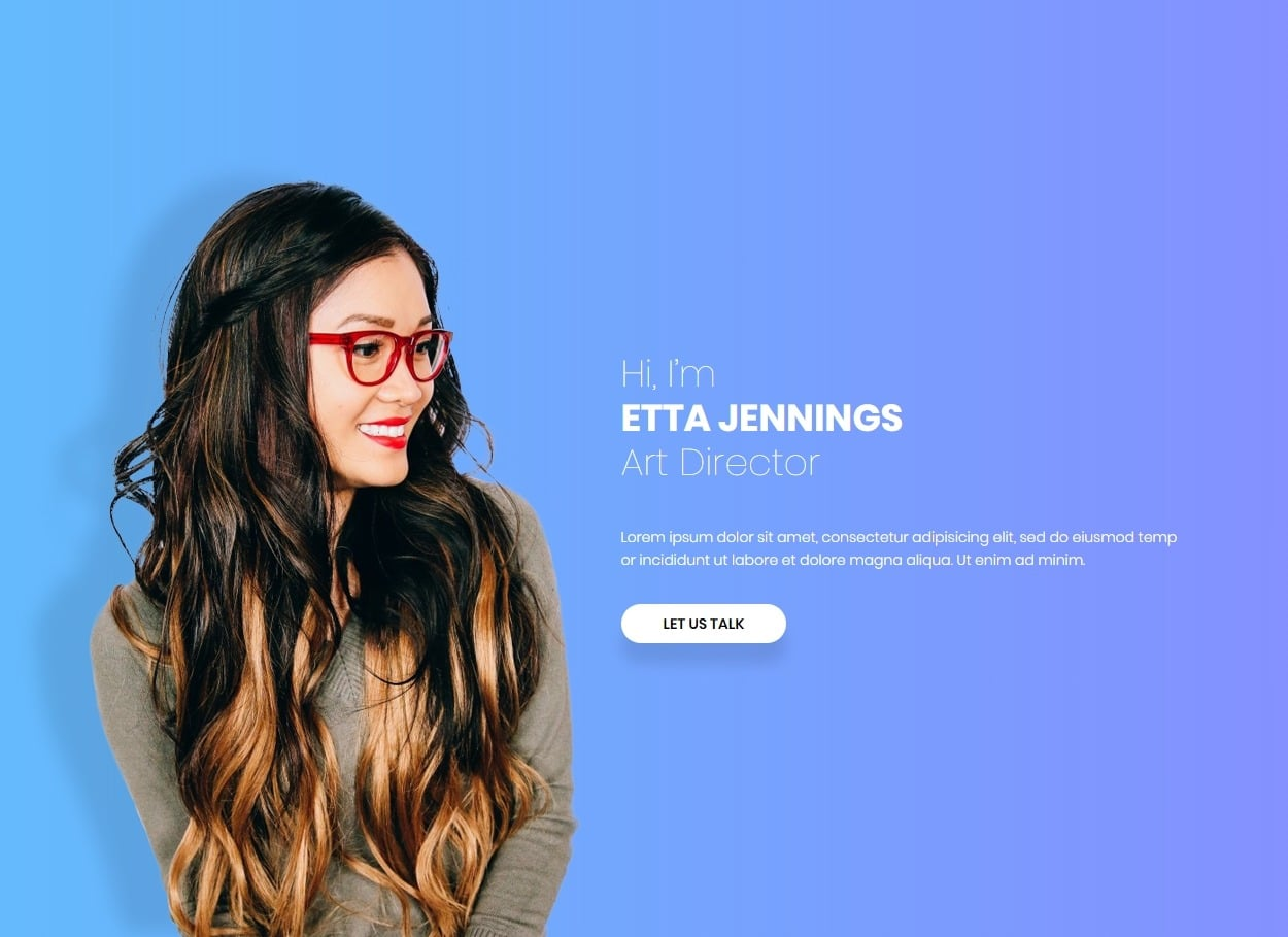 Free Css Website Templates To Create Clean  Minimal Websites