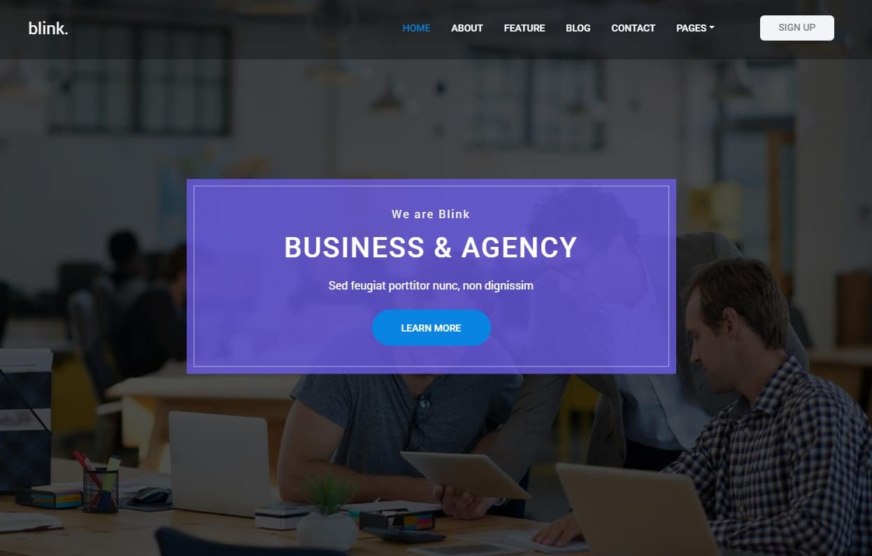blink-responsive-html-business-website-template