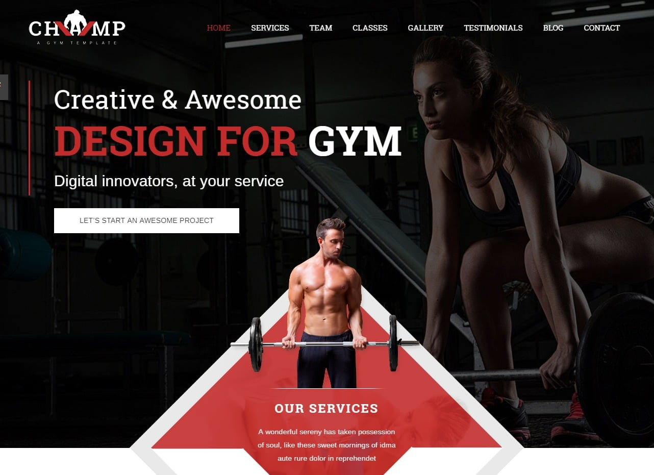 champ-fitness-website-templates