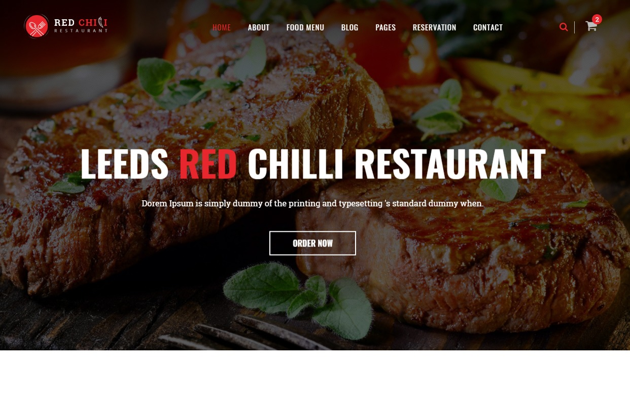 chilli-red-html-restaurant-website-templates