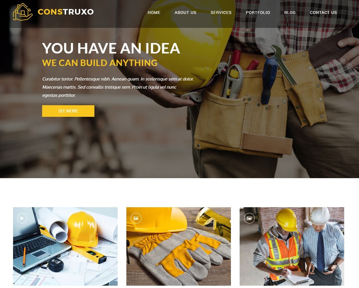 construxo-html-construction-template