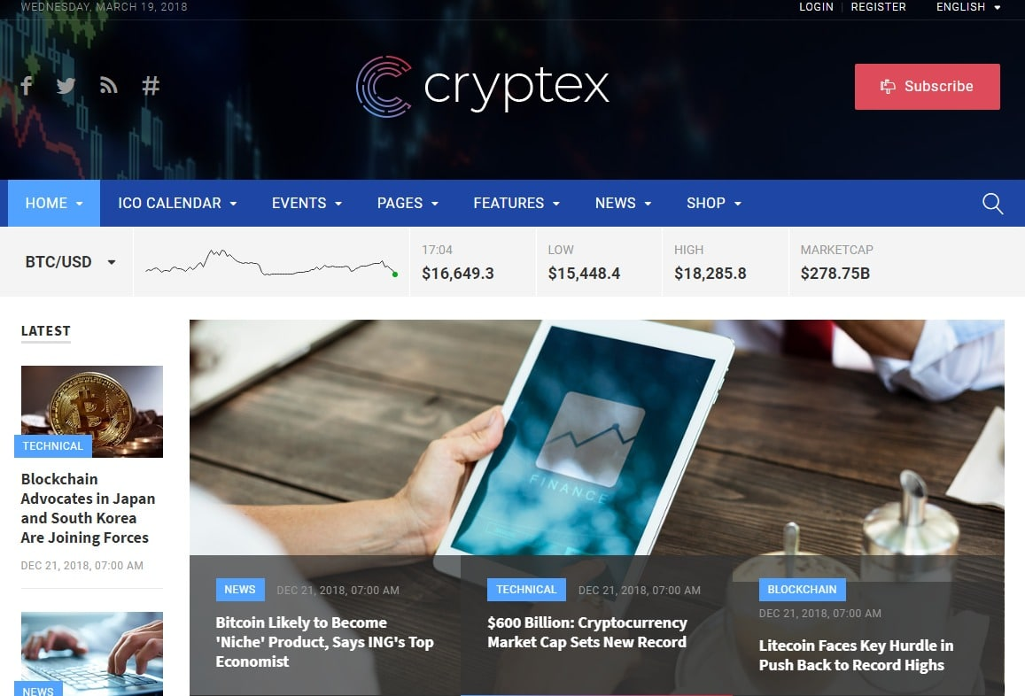 cryptex-business-website-html-template