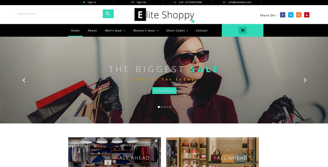elite-shoppy-free-ecommerce-website-templates