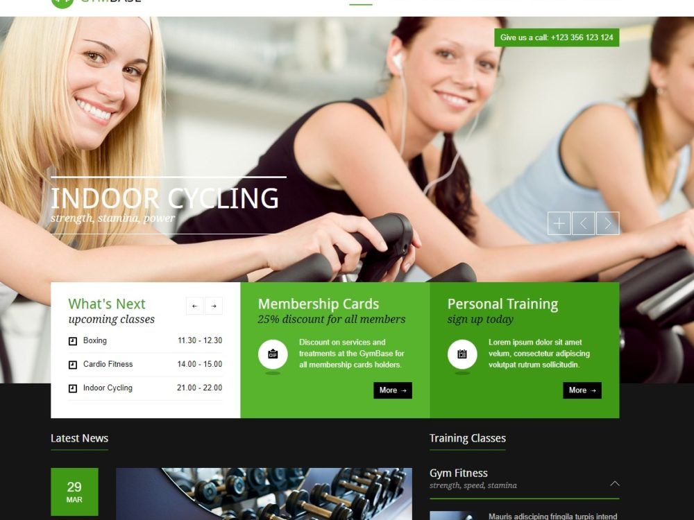 gymbase-fitness-website-templates