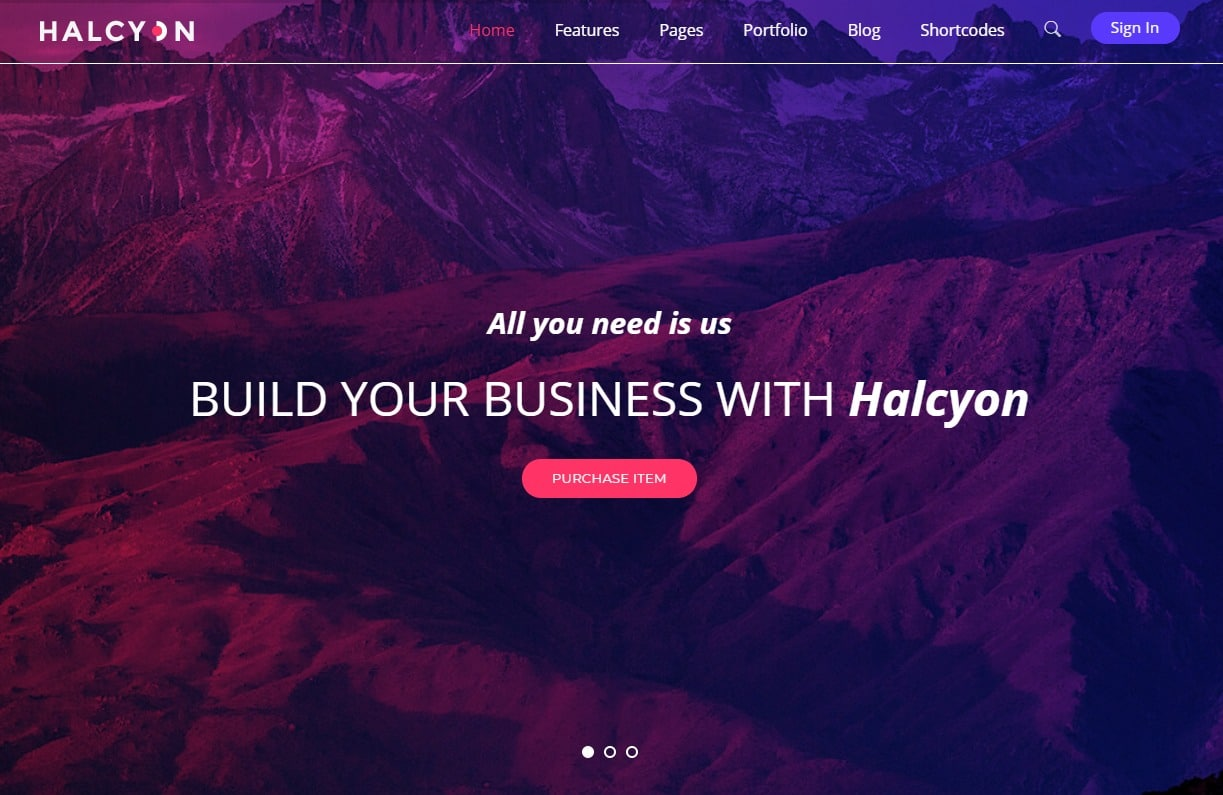 halcyon-responsive-html-business-website-template