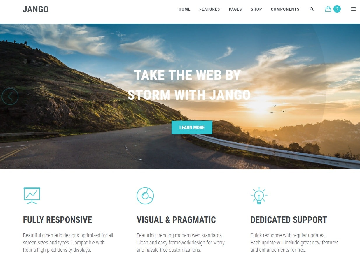 jango-respaonsive-html-business-website-template