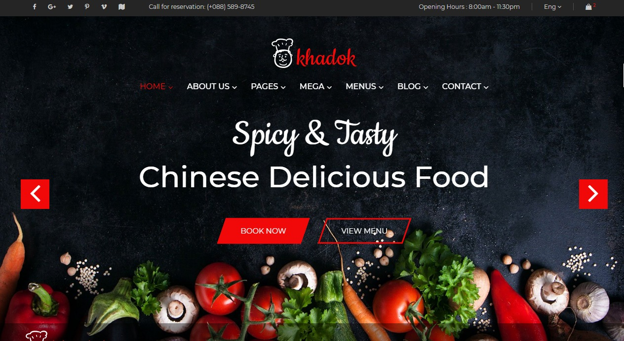 kodak-html-restaurant-website-templates
