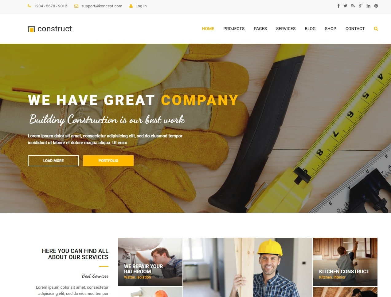 koncept-html-construction-template