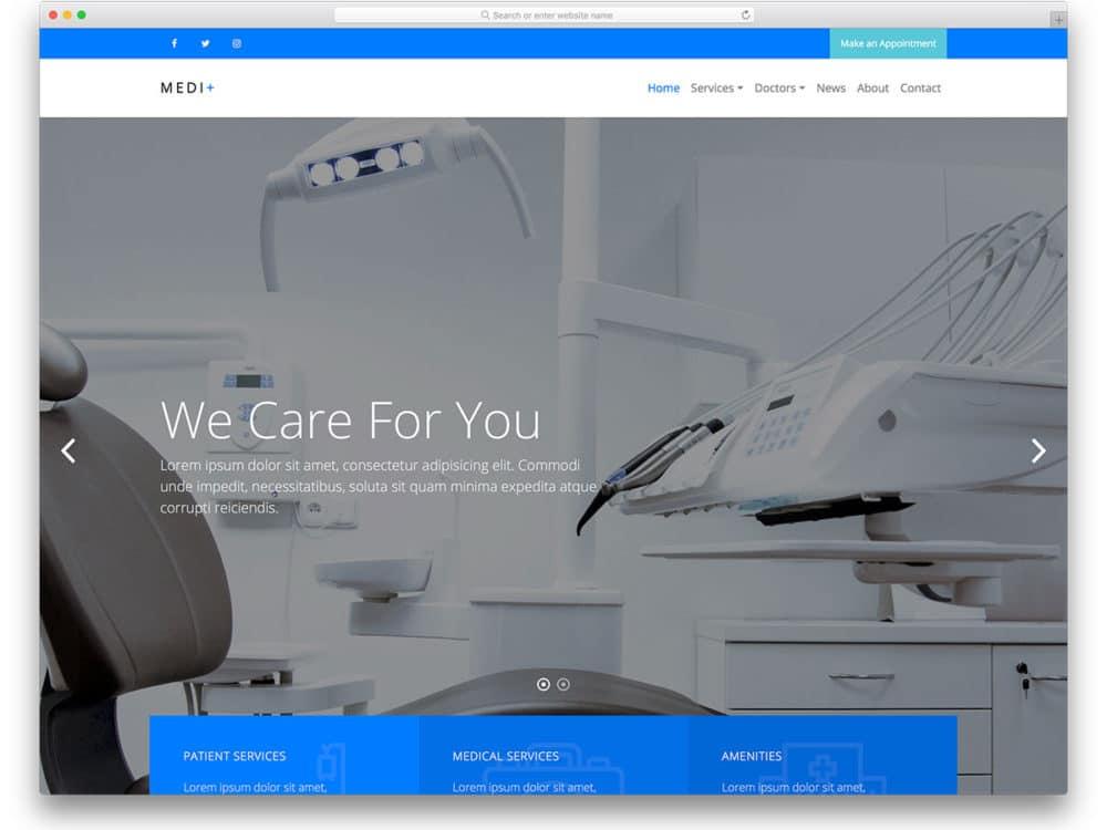 medi-plus-free-medical-website-templates