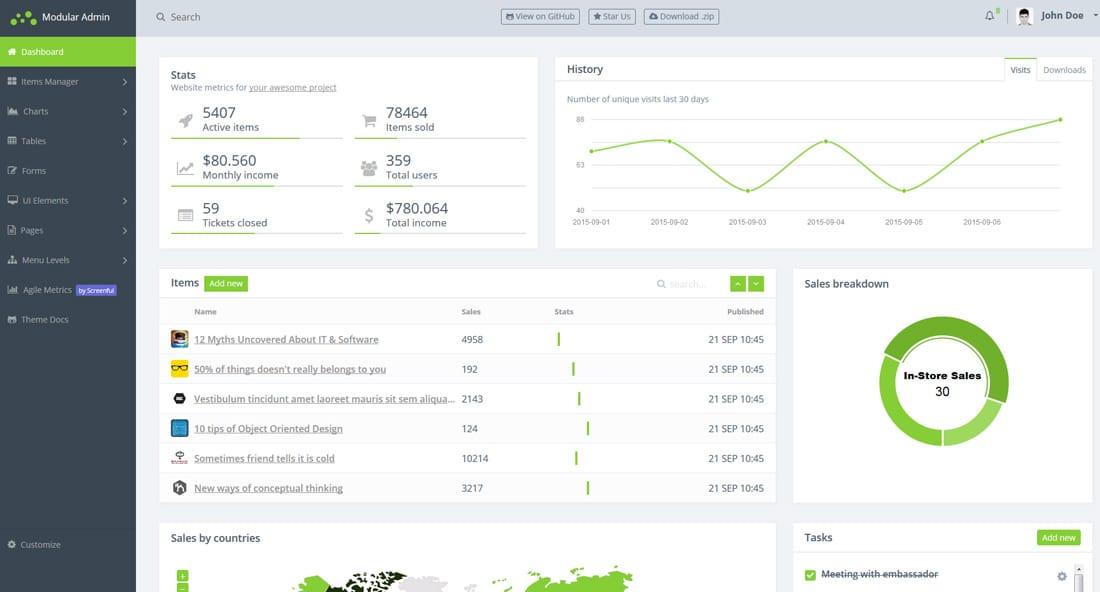 modular-admin-free-admin-dashboards