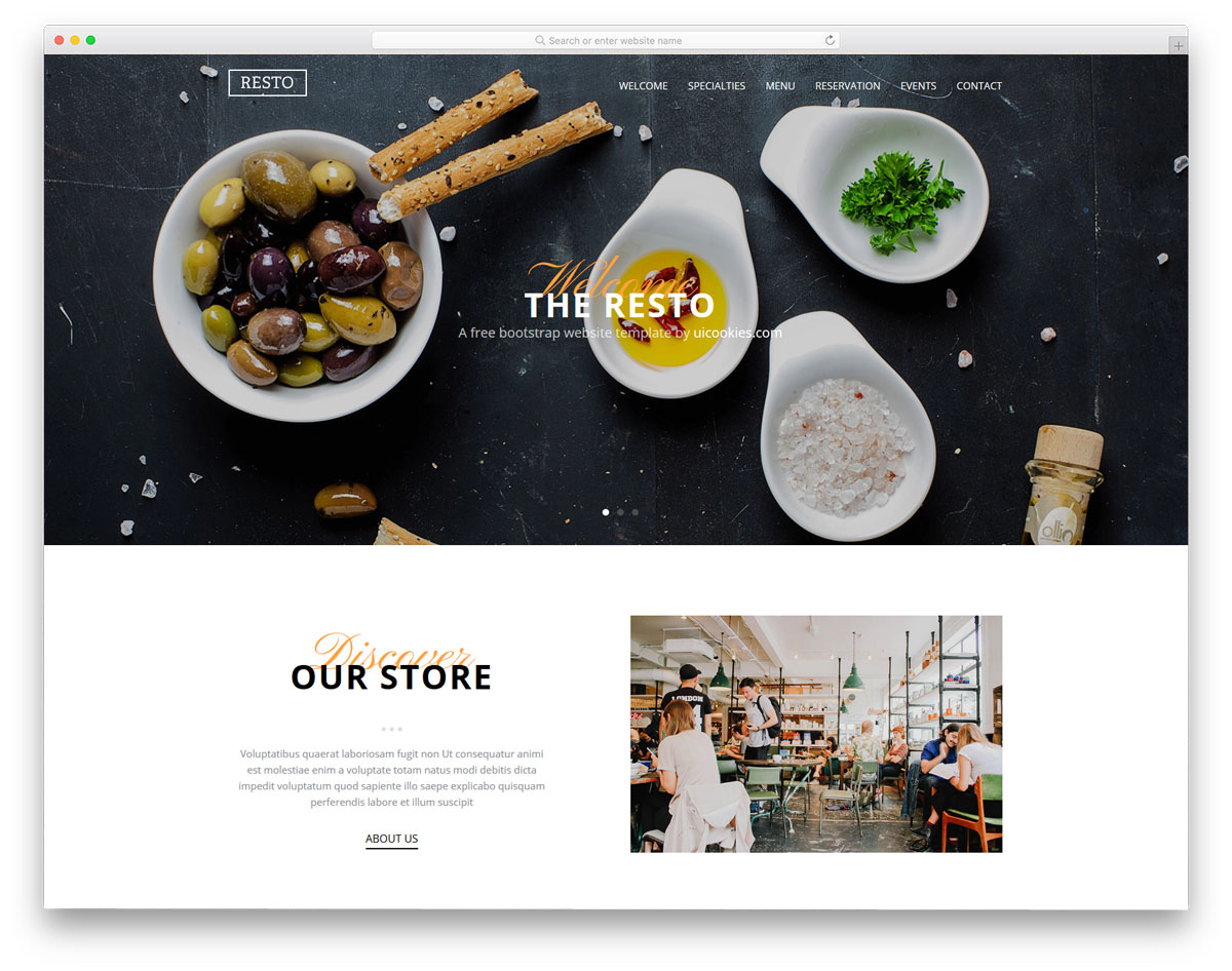 28 Best Free Simple Website Templates For All Famous Niches 2019
