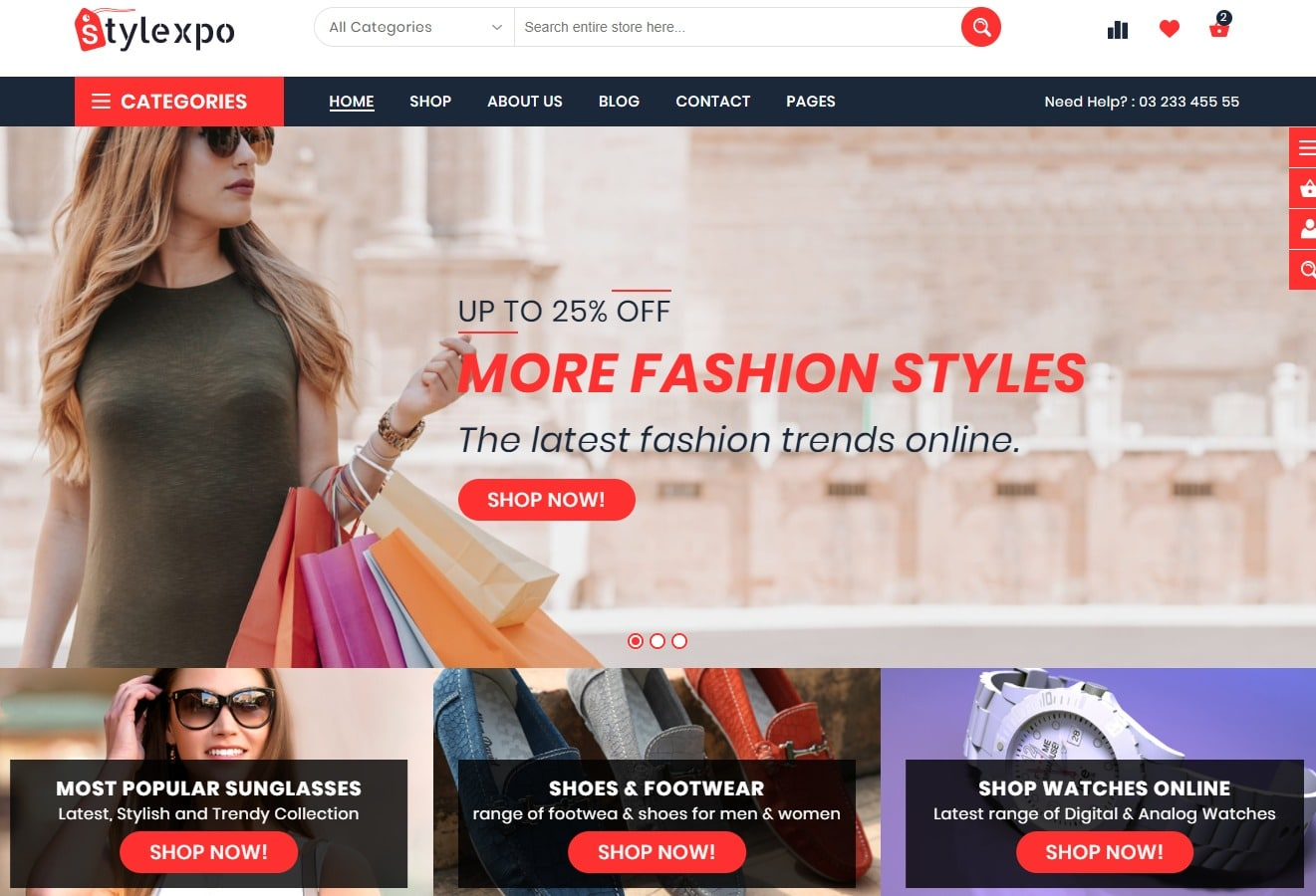 stylexpo-center-ecommerce-website-html-templates