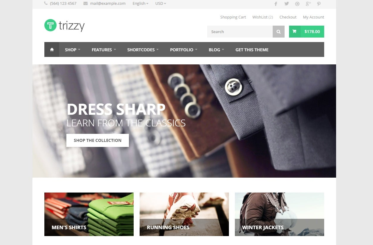 trizzy-ecommerce-website-html-templates
