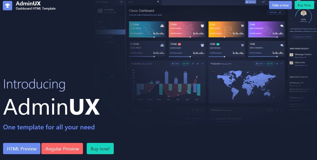 AdminUX-admin-dashboard-template