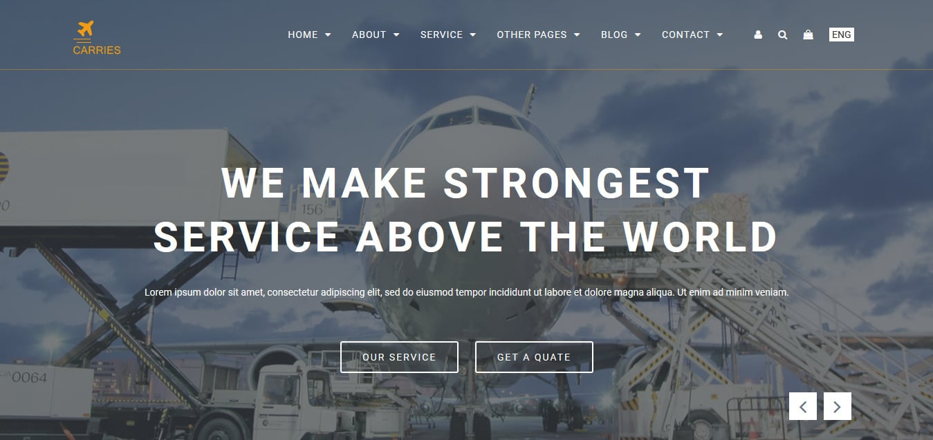 Carries-Free-Responsive-Website-Templates