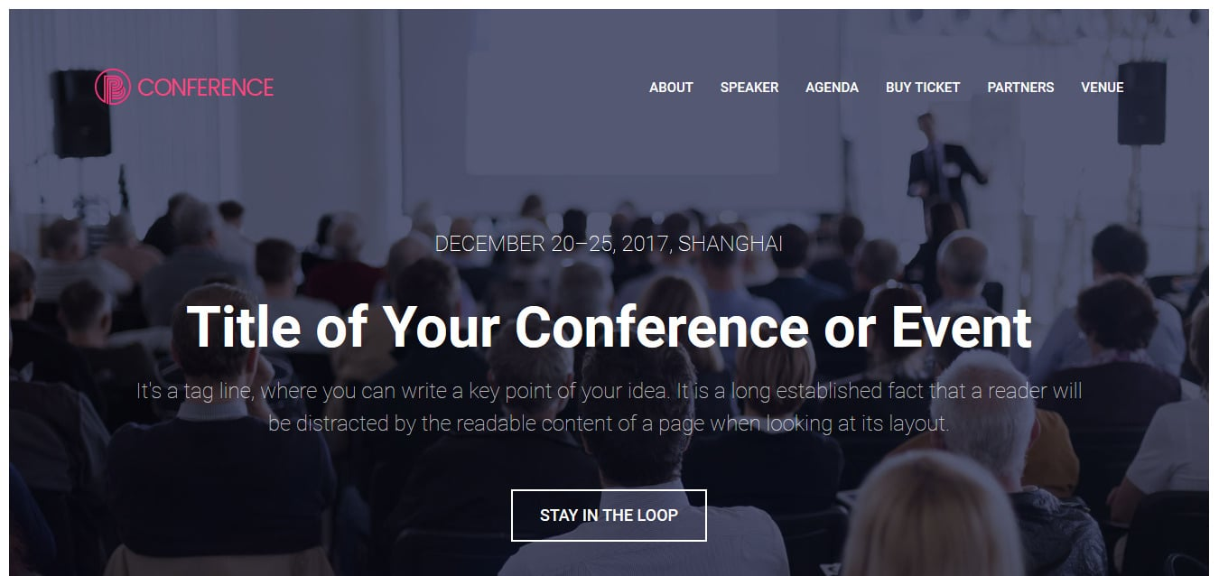 Conference-Free-Responsive-Corporate-Business-Agency-Website-Templates-2018