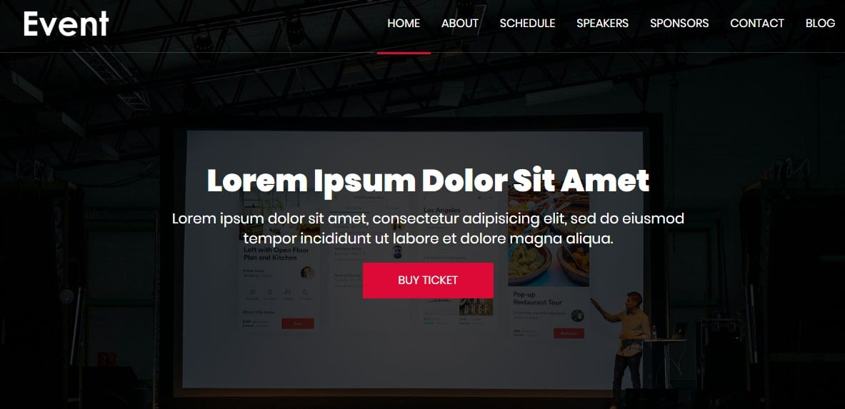 Event-free-responsive-html5-website-template