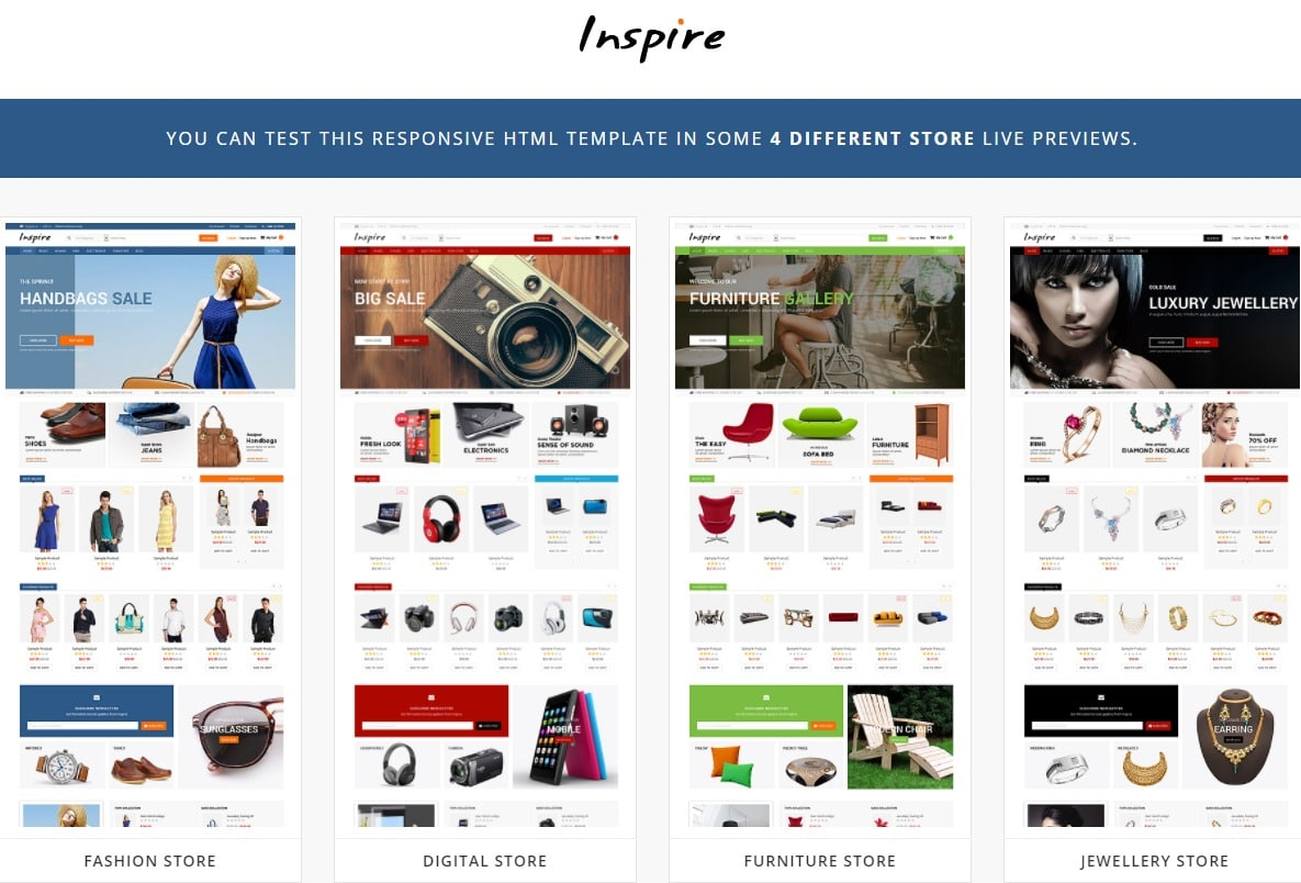 Inspire-fashion-templates