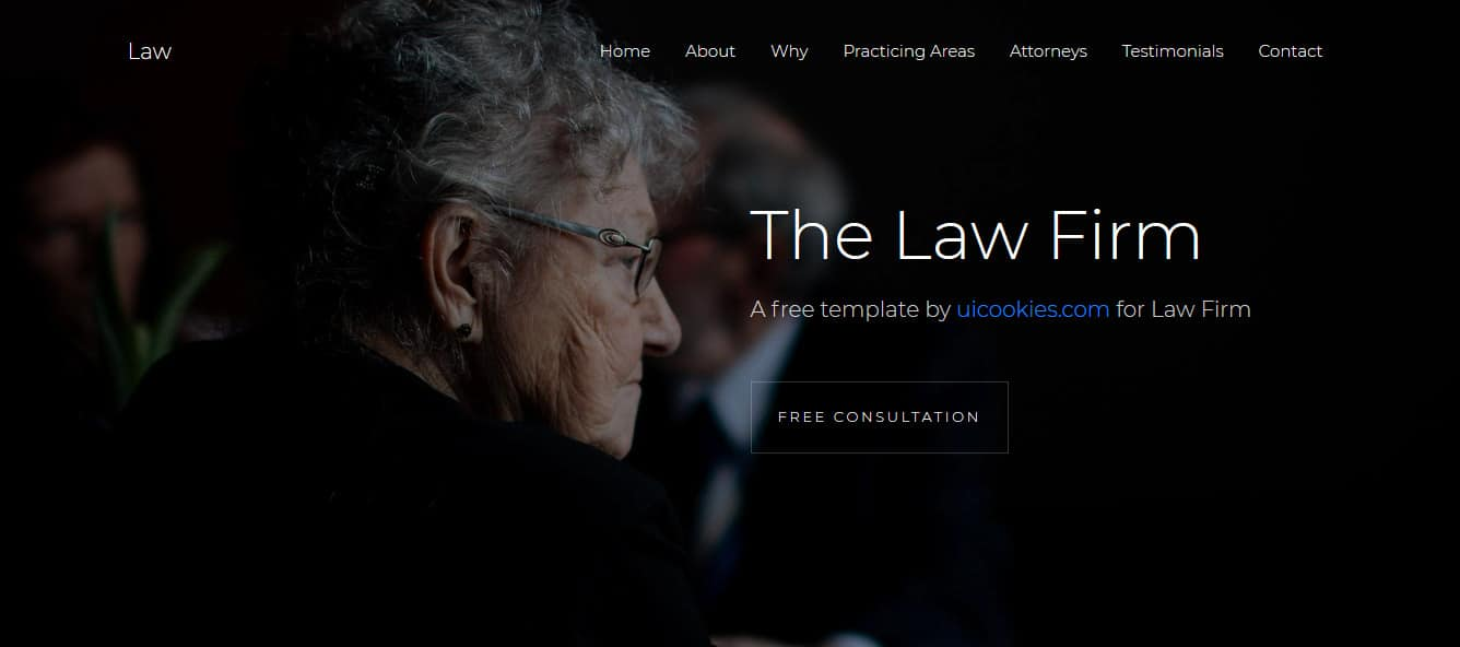 Law-Free- Bootstrap 4-Website-Templates