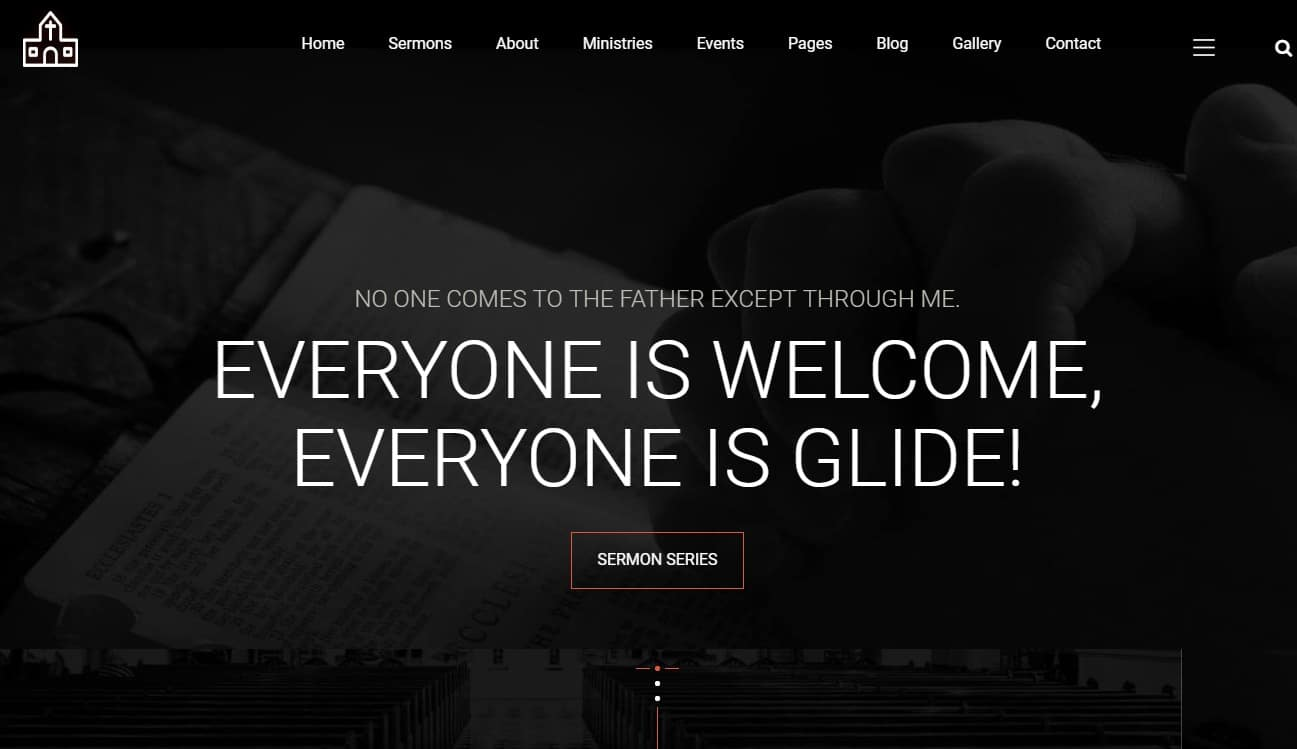 Lord-church-website-template