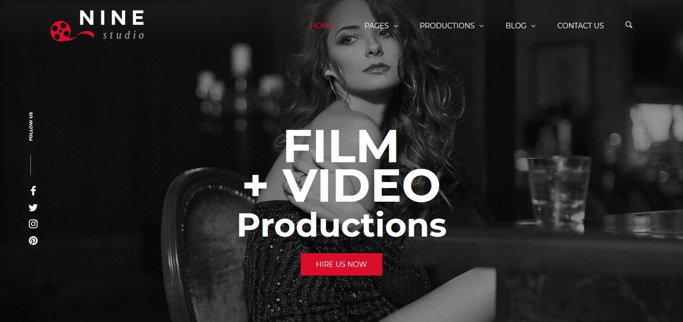 Nine Studio-Photography-Template