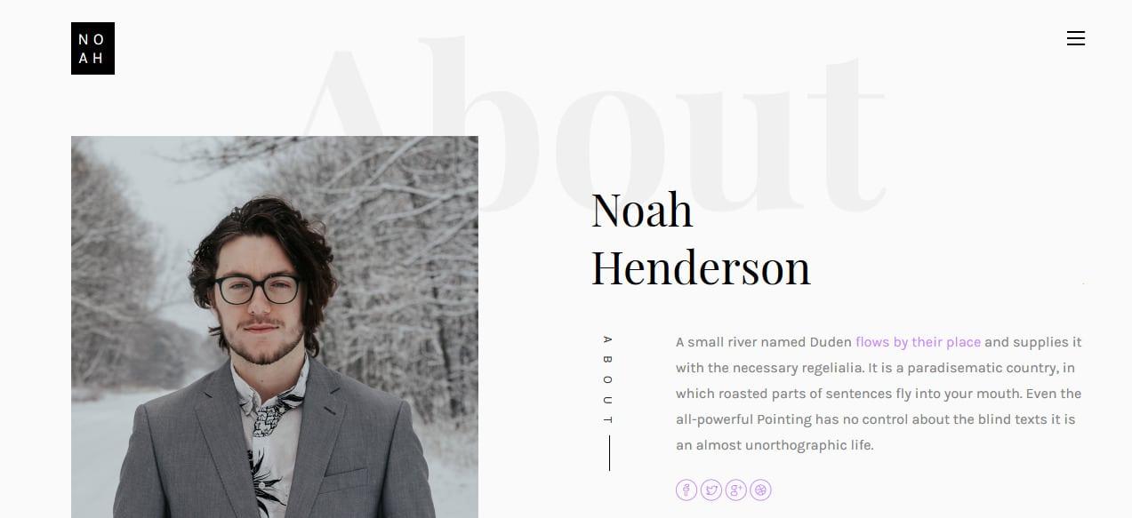 Noah-Free-Responsive-Website-Templates