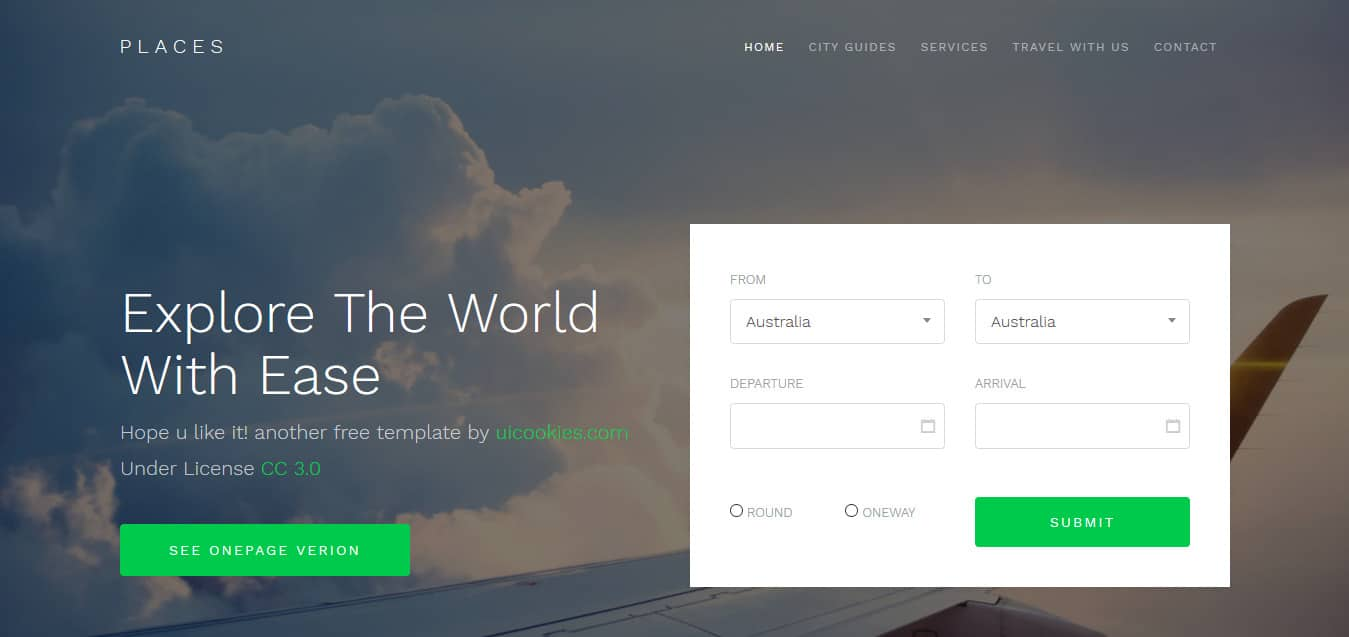 20+ Free Bootstrap 4 Website Templates Best Suited For All
