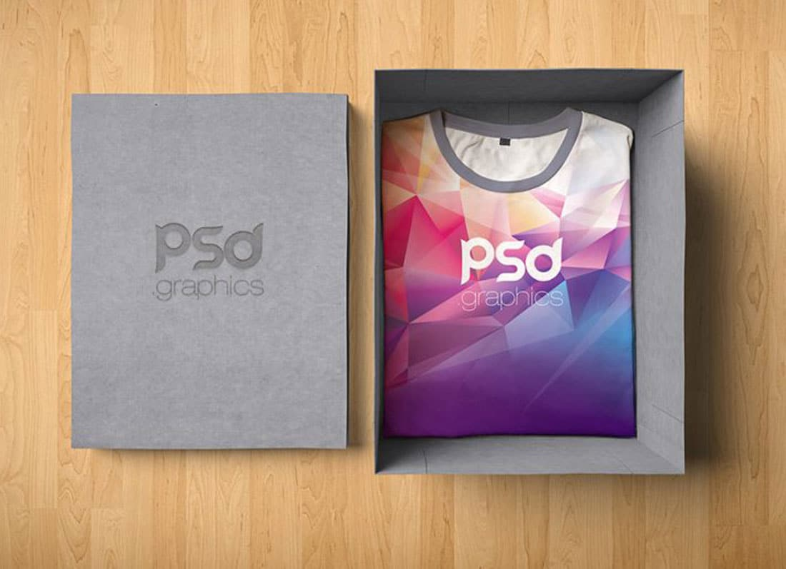 T-Shirt-Box-Packaging-Mockup