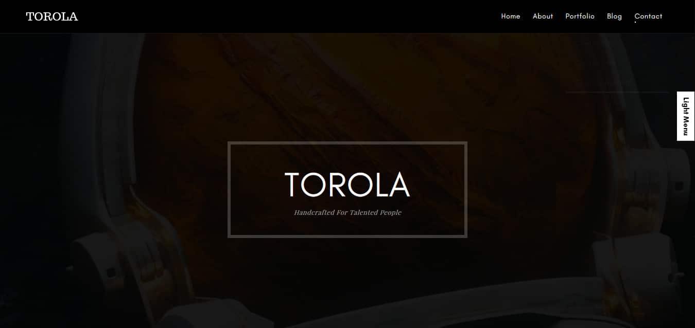 Torola-Photography-Template