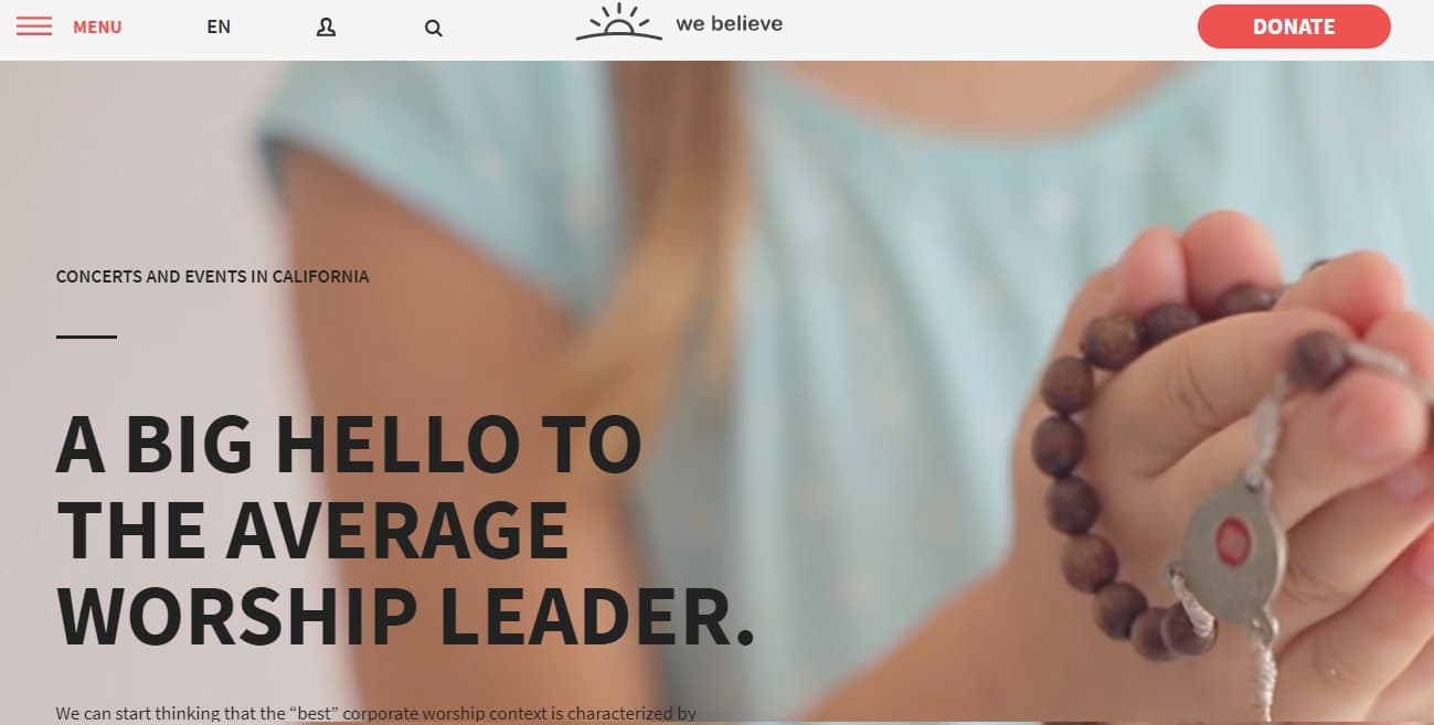 We-Believe-church-website-template