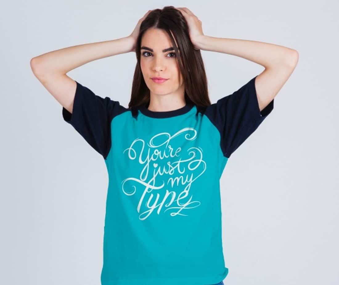 Women-T-shirt-Mockup-With-Model-6
