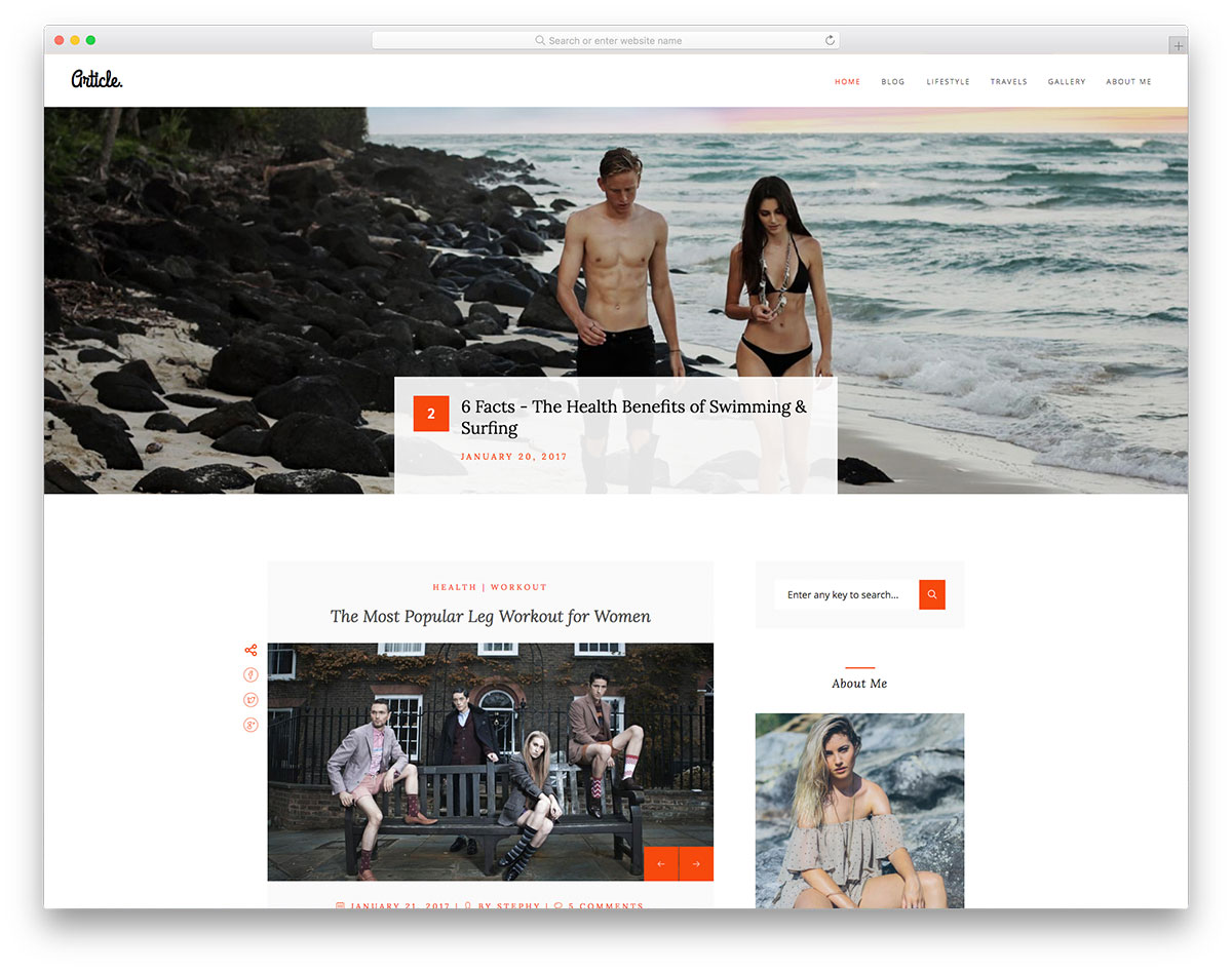 article-free-news-website-templates