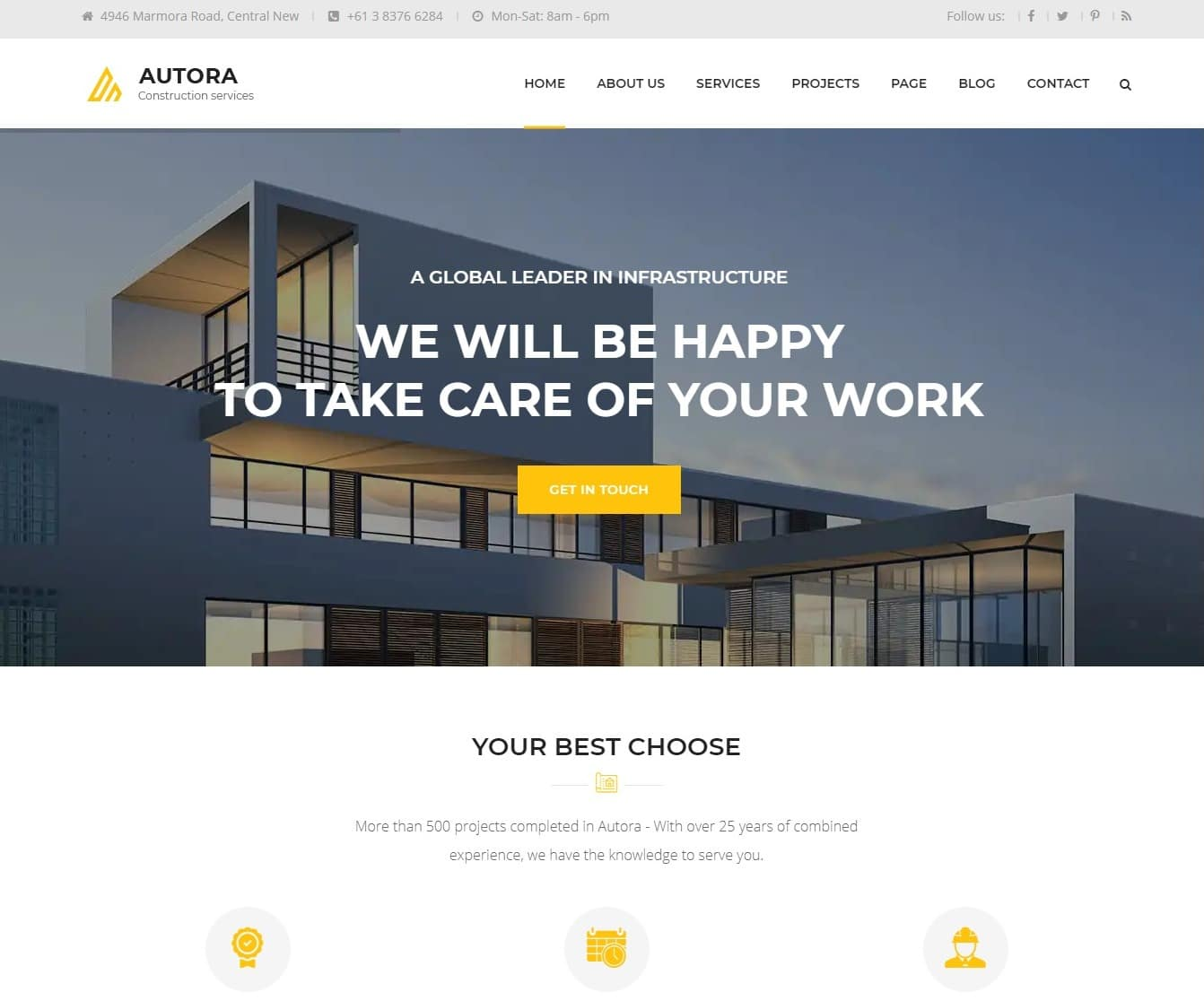 autora-construction-website-template
