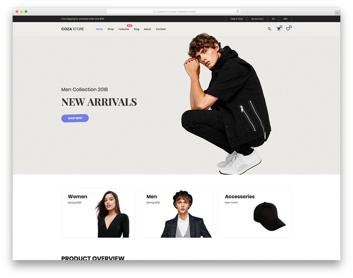 cozastore-free-fashion-website-templates