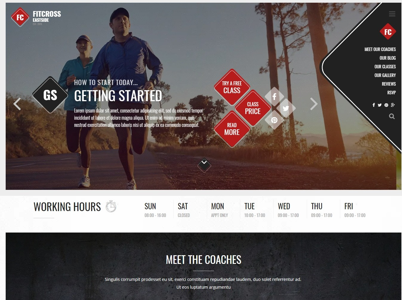 fitcross-html-fitness-website-template