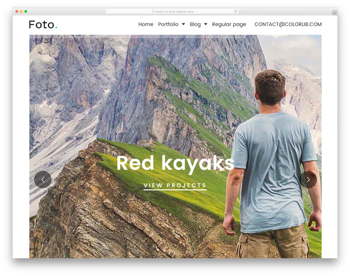 foto-free-fashion-website-templates