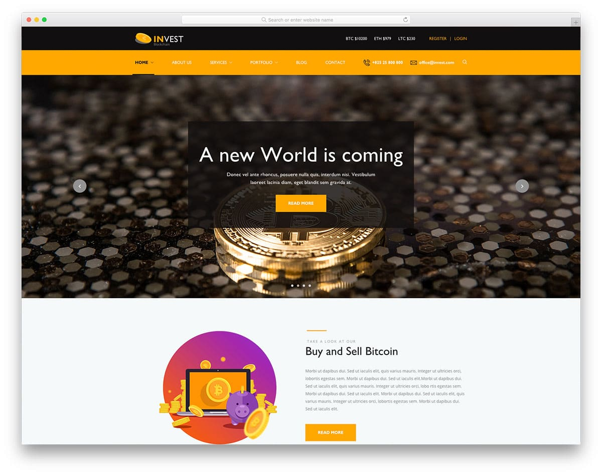invest-free-bootstrap-business-templates