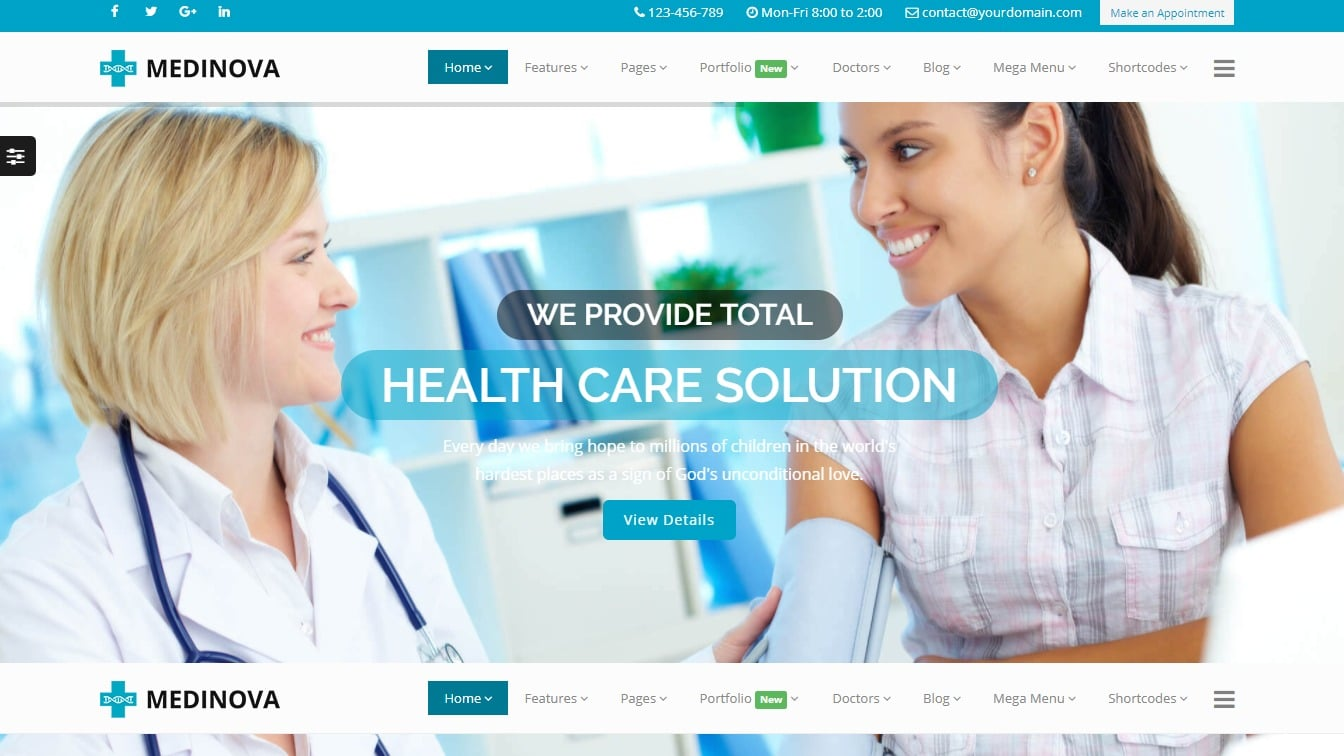 medinova-html-medical-website-template