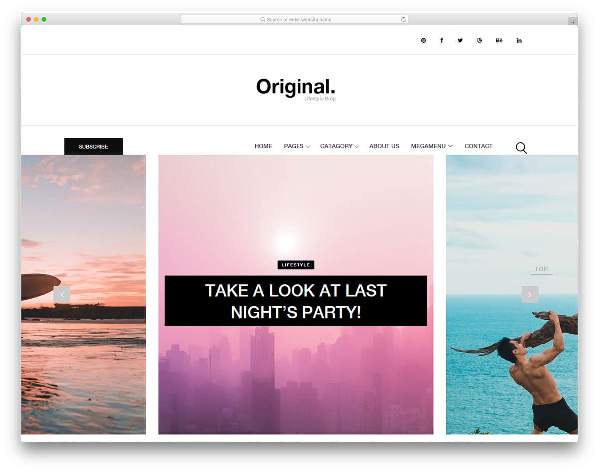 original-free-bootstrap-blog-templates