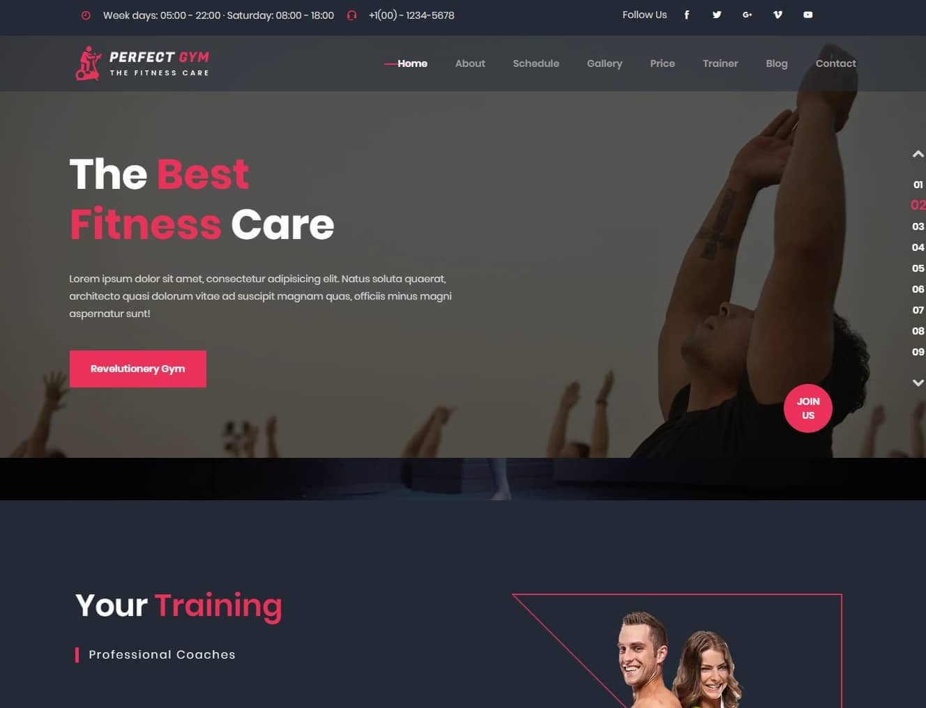 perfect-gym-html-fitness-website-template