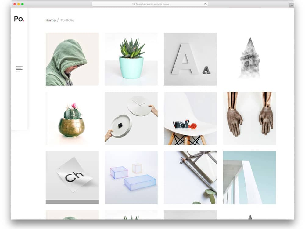 28 Free Bootstrap Portfolio Templates To Spellbound Your Clients